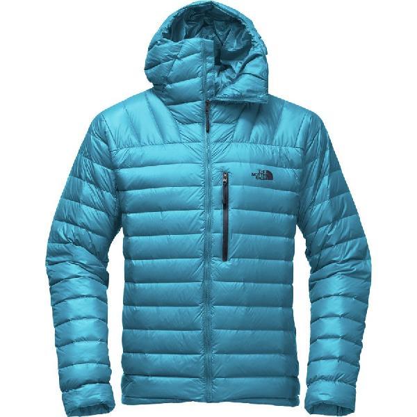 (取寄)ノースフェイス メンズ モーフ フーデッド ダウン ジャケット The North Face Men's Morph Hooded Down Jacket Brilliant Blue
