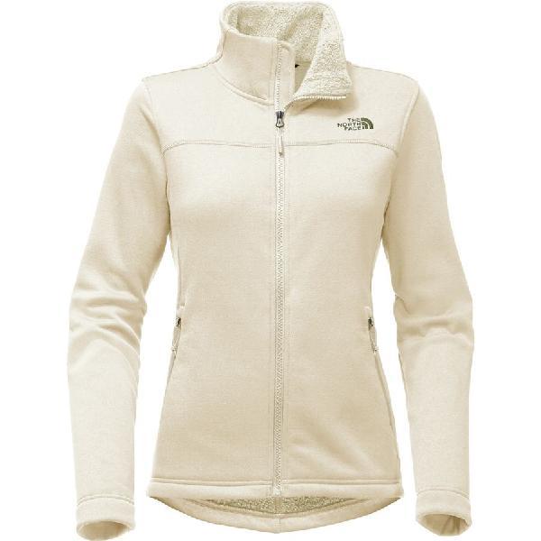 (取寄)ノースフェイス レディース ティンバー フリース ジャケット The North Face Women Timber Fleece Jacket Vintage White