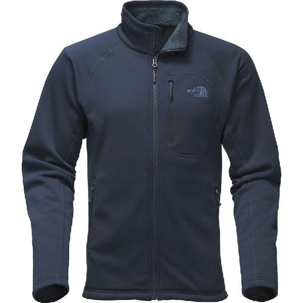 (取寄)ノースフェイス メンズ ティンバー フリース ジャケット The North Face Men's Timber Fleece Jacket Urban Navy