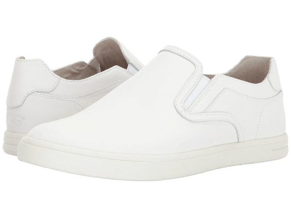 (取寄)アグ ブーツ メンズ トービン UGG Men's Tobin White Wall Leather
