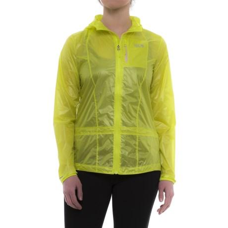 (取寄)マウンテンハードウェア レディース クエーザー ライト ジャケット Mountain Hardwear Women Quasar Lite Jacket Sticky Note