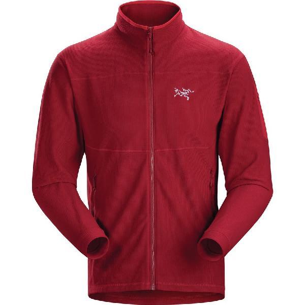 (取寄)アークテリクス メンズ デルタ LT フリース ジャケット Arc'teryx Men's Delta LT Fleece Jacket Red Beach