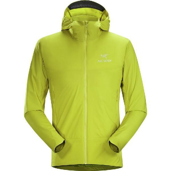 (取寄)アークテリクス メンズ アトム SL フーデッド インサレーテッド ジャケット Arc'teryx Men's Atom SL Hooded Insulated Jacket Everglade