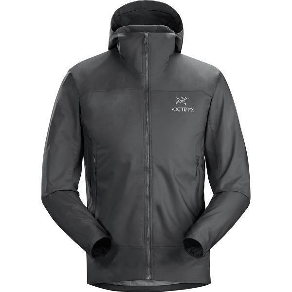 (取寄)アークテリクス メンズ Tenquille ソフトシェル フーデッド ジャケット Arc'teryx Men's Tenquille Softshell Hooded Jacket Pilot