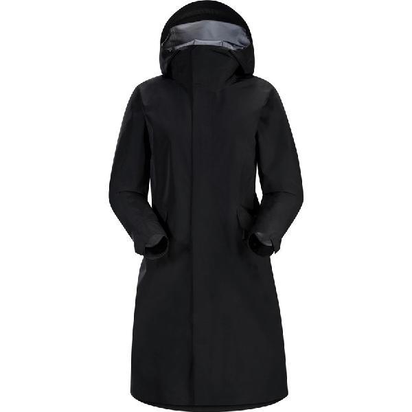 (取寄)アークテリクス レディース アンドラ コート Arc'teryx Women Andra Coat Black