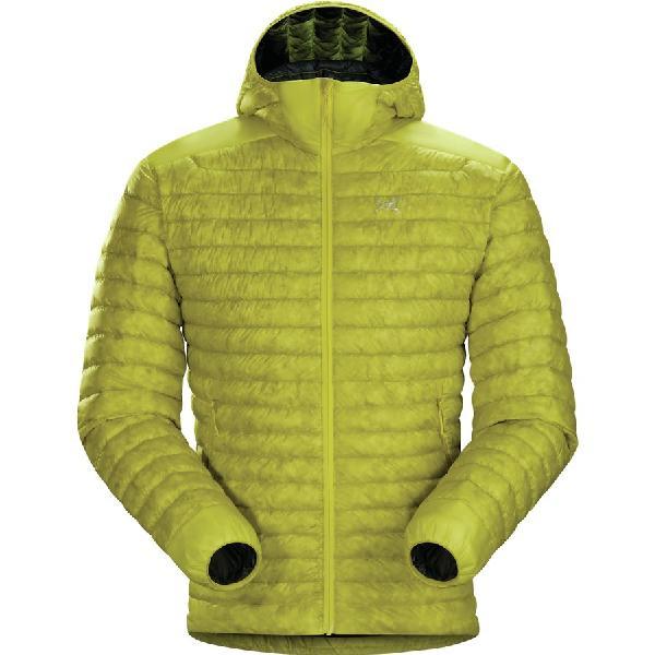 (取寄)アークテリクス メンズ セリウム SL フーデッド ジャケット Arc'teryx Men's Cerium SL Hooded Jacket Lichen