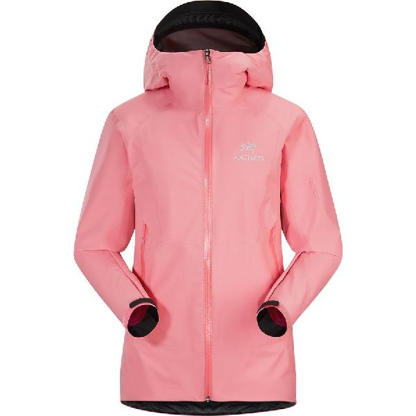 (取寄)アークテリクス レディース ビーター SL ジャケット Arc'teryx Women Beta SL Jacket Lamium Pink