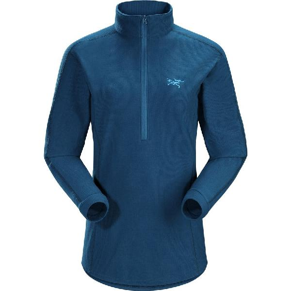 (取寄)アークテリクス 1/2-Zip レディース デルタ LT フリース 1/2-Zip プルオーバー LT Women Arc'teryx Women Delta LT Fleece 1/2-Zip Pullover Poseidon, 上松町:3947c67d --- officewill.xsrv.jp