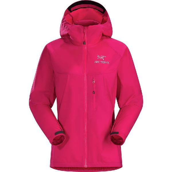 (取寄)アークテリクス レディース スカーミッシュ フーデッド ジャケット Arc'teryx Women Squamish Hooded Jacket Ixora