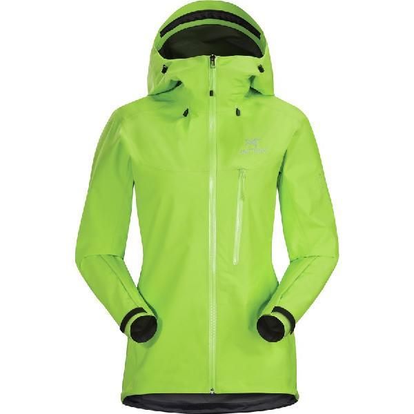 (取寄)アークテリクス レディース アルファ SL ジャケット Arc'teryx Women Alpha SL Jacket Titanite