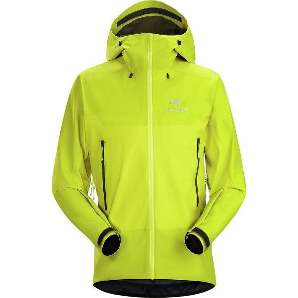 【クーポンで最大2000円OFF】(取寄)アークテリクス メンズ ビーター SL ハイブリッド ジャケット Arc'teryx Men's Beta SL Hybrid Jacket Lichen