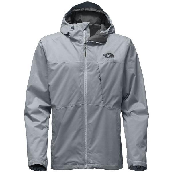 (取寄)ノースフェイス メンズ アロウッド トリクラメイト スリーインワン ジャケット The North Face Men's Arrowood Triclimate 3-in-1 Jacket Mid Grey