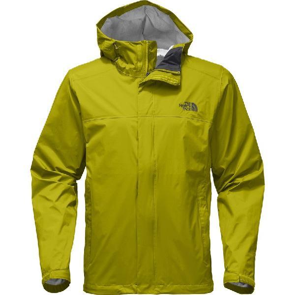 (取寄)ノースフェイス メンズ ベンチャー 2 フーデッド ジャケット The North Face Men's Venture 2 Hooded Jacket Citronelle Green/Citronelle Green