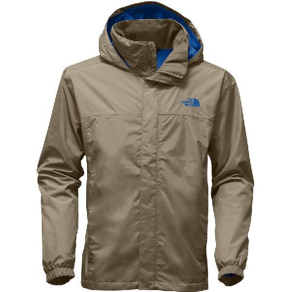 (取寄)ノースフェイス メンズ リゾルブ 2 フーデッド ジャケット The North Face Men's Resolve 2 Hooded Jacket Dune Beige/Dune Beige