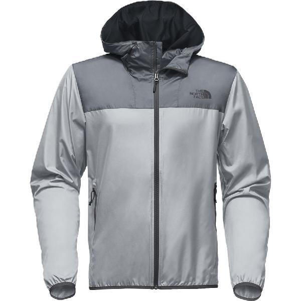 (取寄)ノースフェイス メンズ サイクロン 2 フーデッド ジャケット The North Face Men's Cyclone 2 Hooded Jacket High Rise Grey/Mid Grey