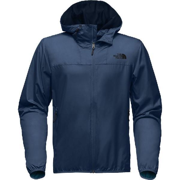 (取寄)ノースフェイス メンズ サイクロン 2 フーデッド ジャケット The North Face Men's Cyclone 2 Hooded Jacket Shady Blue