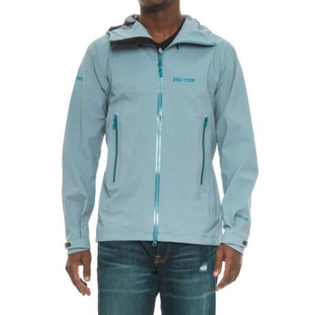 (取寄)マーモット メンズ ラモント ゴア ジャケット Marmot Men's Lamont Gore Jacket Blue Granite