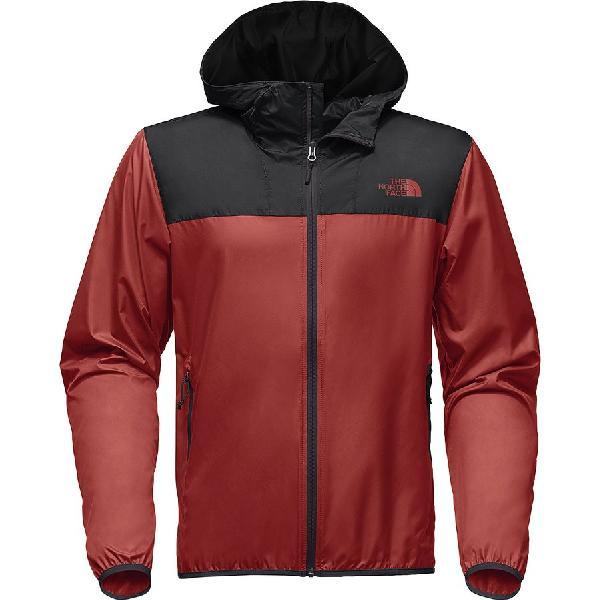 (取寄)ノースフェイス メンズ サイクロン 2 フーデッド ジャケット The North Face Men's Cyclone 2 Hooded Jacket Bossa Nova Red/Tnf Black