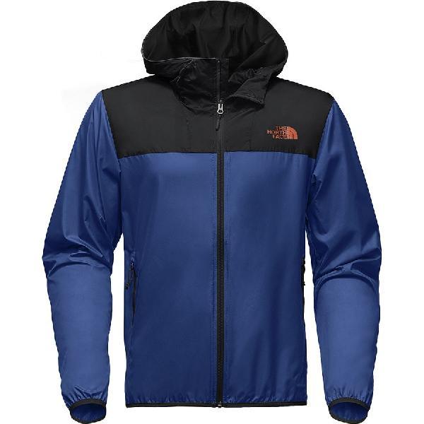(取寄)ノースフェイス メンズ サイクロン 2 フーデッド ジャケット The North Face Men's Cyclone 2 Hooded Jacket Brit Blue/Tnf Black