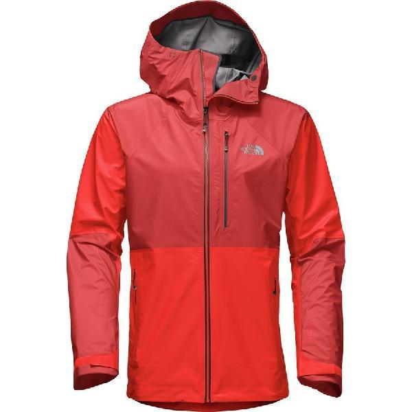 (取寄)ノースフェイス メンズ サミット L5ヒューズフォーム Gtx C-Knitフーデッド ジャケット The North Face Men's Summit L5 FuseForm GTX C-Knit Hooded Jacket Fiery Red Fuse