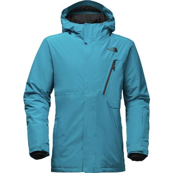(取寄)ノースフェイス メンズ Descendit フーデッド ジャケット The North Face Men's Descendit Hooded Jacket Brilliant Blue