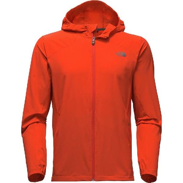 (取寄)ノースフェイス メンズ ゼファー ジャケット The North Face Men's Zephyr Jacket Poinciana Orange