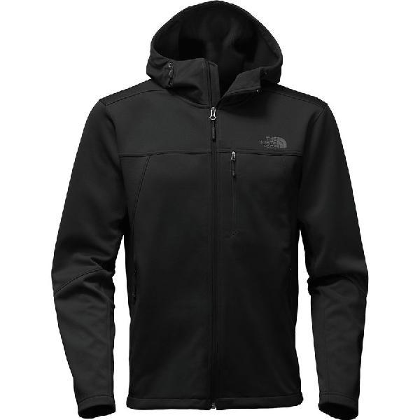 (取寄)ノースフェイス メンズ アペックス Canyonwall ハイブリッド フーデッド ジャケット The North Face Men's Apex Canyonwall Hybrid Hooded Jacket Tnf Black/Tnf Black