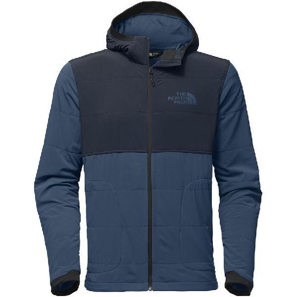 (取寄)ノースフェイス メンズ マウンテン トレーナー フルジップ パーカー The North Face Men's Mountain Full-Zip Hoodie Sweatshirt Shady Blue/Urban Navy