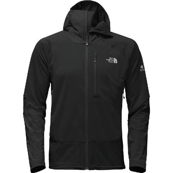 (取寄)ノースフェイス メンズ サミット L4ウィンドストッパー ソフトシェル ジャケット The North Face Men's Summit L4 Windstopper Softshell Jacket Tnf Black/Tnf Black