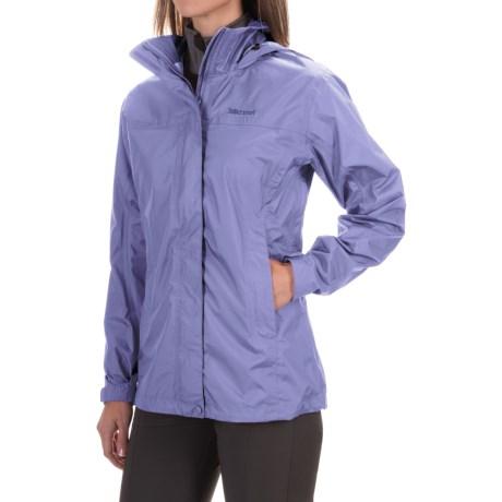 (取寄)マーモット レディース PreCip ジャケット Marmot Women PreCip Jacket Dusty Denim