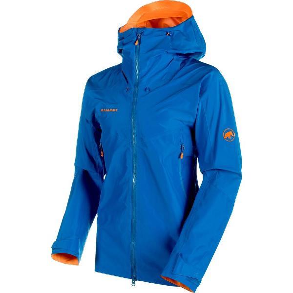 (取寄)マムート メンズ ノードワンド アドバンスド HS フーデッド ジャケット Mammut Men's Nordwand Advanced HS Hooded Jacket Ice