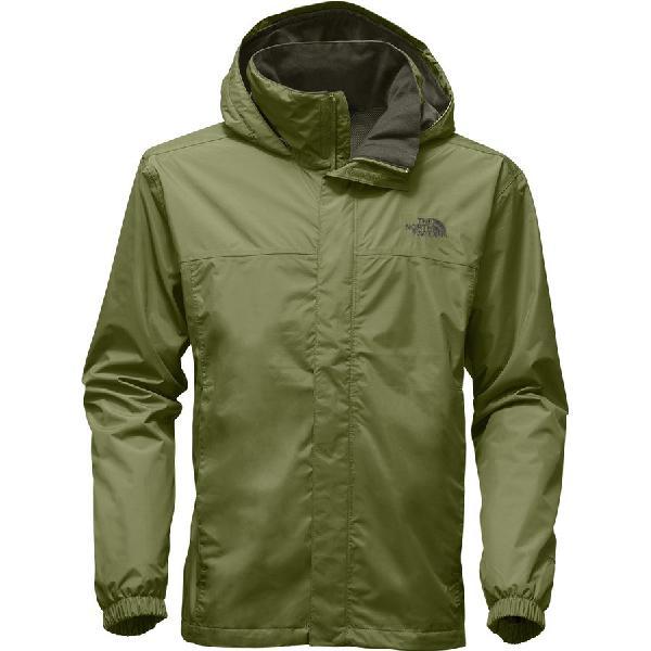 (取寄)ノースフェイス メンズ リゾルブ 2 フーデッド ジャケット The North Face Men's Resolve 2 Hooded Jacket Iguana Green/Iguana Green