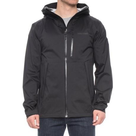 (取寄)マーモット メンズ アジロマー ジャケット Marmot Men's Asilomar Jacket Black