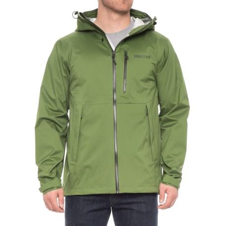 (取寄)マーモット メンズ アジロマー ジャケット Marmot Men's Asilomar Jacket Alpine Green
