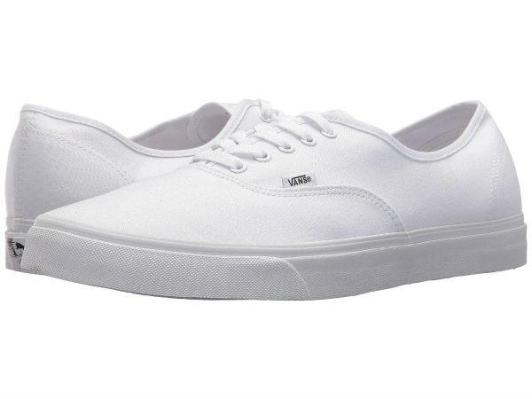 (取寄)Vans(バンズ) スニーカー オーセンティック コア クラシックス メンズ Vans Men's Authentic Core Classics True White