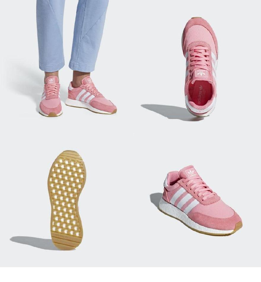 (order) Adidas originals Lady s eye -5923 sneakers adidas originals Women I- 5923 Shoes Super Pop   Cloud White   Gum 7cfd490180a18