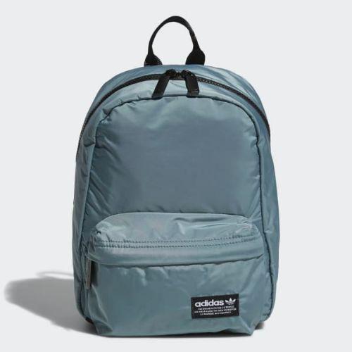 (取寄)アディダス オリジナルス メンズ ナショナル コンパクト バックパック adidas originals Men's National Compact Backpack Raw Green