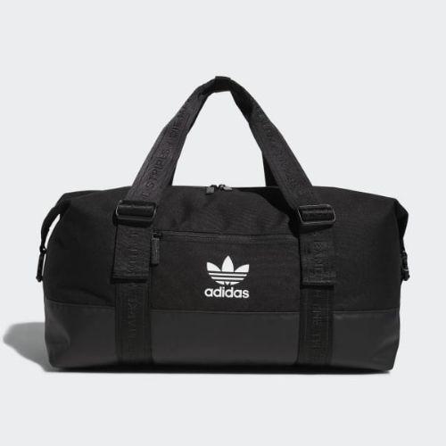 大人気新品 (取寄)アディダス オリジナルス メンズ ウィークエンダー ダッフル メンズ Men's ダッフル バッグ ダッフルバッグ adidas originals Men's Weekender Duffel Bag Black, 高知県室戸市:8f85c323 --- business.personalco5.dominiotemporario.com