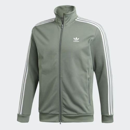 (取寄)アディダス オリジナルス メンズ BB トラック ジャケット adidas originals Men's BB Track Jacket Trace Green