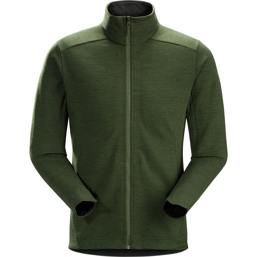 (取寄)アークテリクス メンズ A2B ヴィントン フリース ジャケット Arc'teryx Men's A2B Vinton Fleece Jacket Gwaii Heather