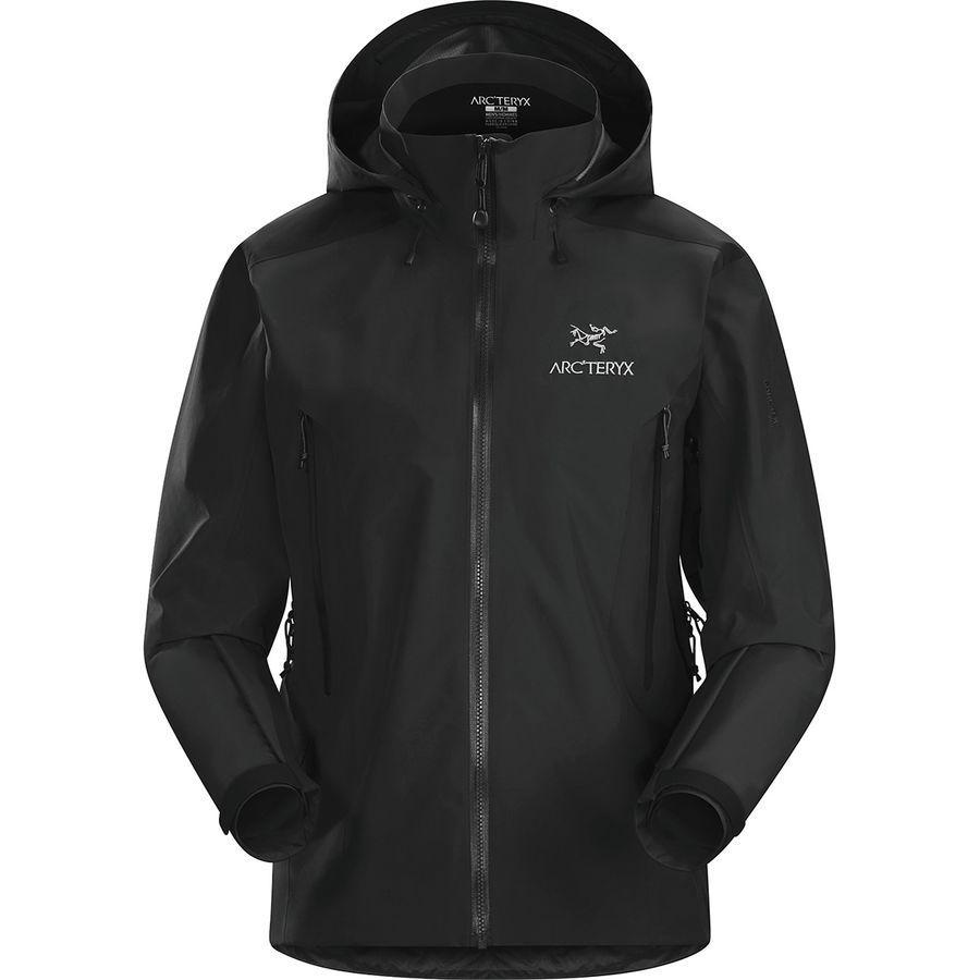 【エントリーでポイント5倍】(取寄)アークテリクス レディース ビーター AR ジャケット Arc'teryx Women Beta AR Jacket Black