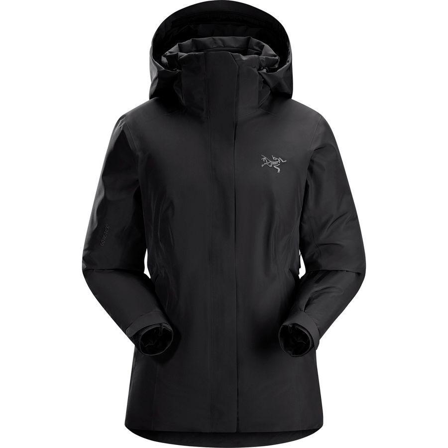 (取寄)アークテリクス レディース Andessa インサレーテッド ジャケット Arc'teryx Women Andessa Insulated Jacket Black