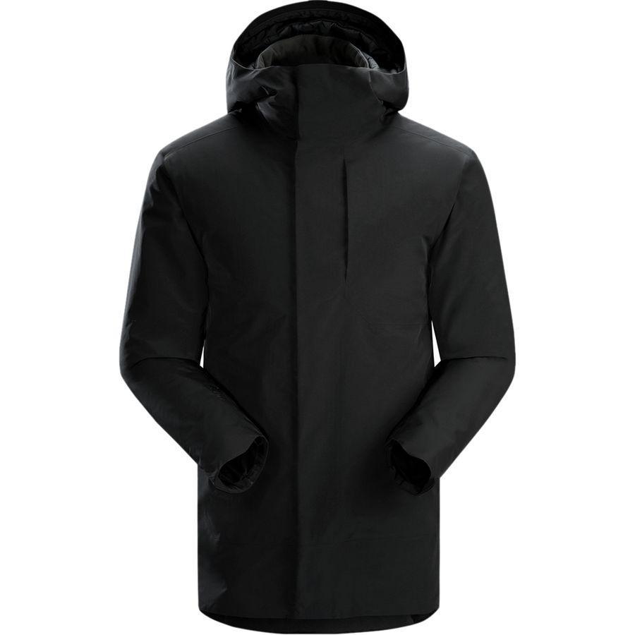 (取寄)アークテリクス メンズ マグナス コート Arc'teryx Men's Magnus Coat Black