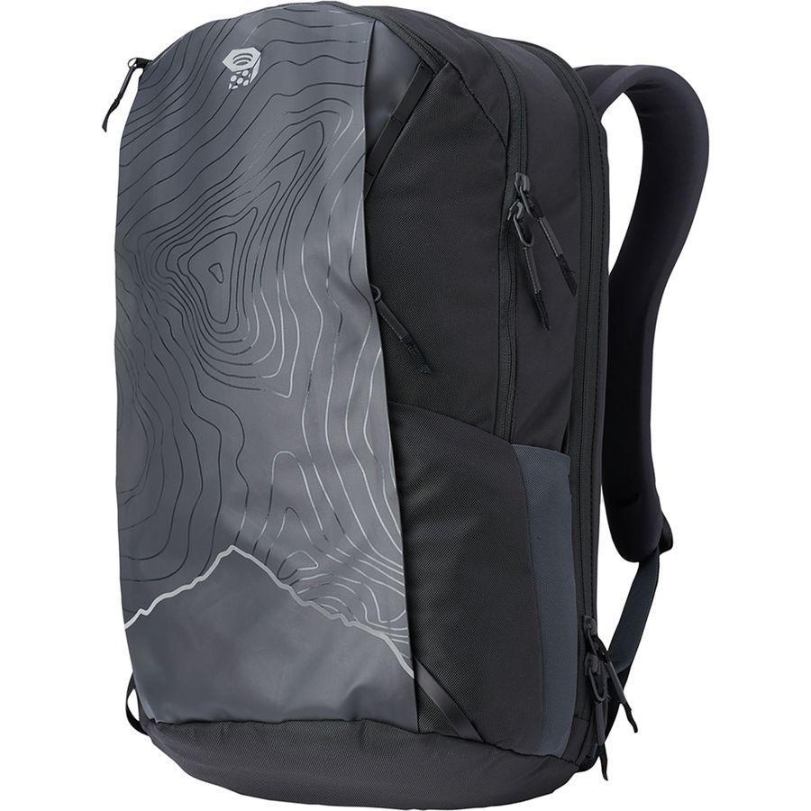 (取寄)マウンテンハードウェア フォルサム 28L バックパック Mountain Hardwear Men's Folsom 28L Backpack Shark