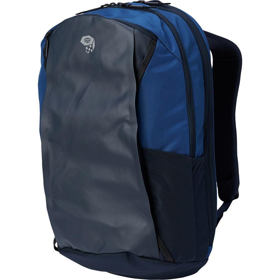 (取寄)マウンテンハードウェア フォルサム 20L バックパック Mountain Hardwear Men's Folsom 20L Backpack Nightfall Blue/Dark Zinc
