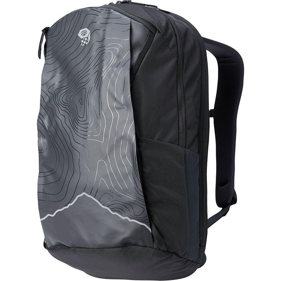 (取寄)マウンテンハードウェア フォルサム 20L バックパック Mountain Hardwear Men's Folsom 20L Backpack Shark