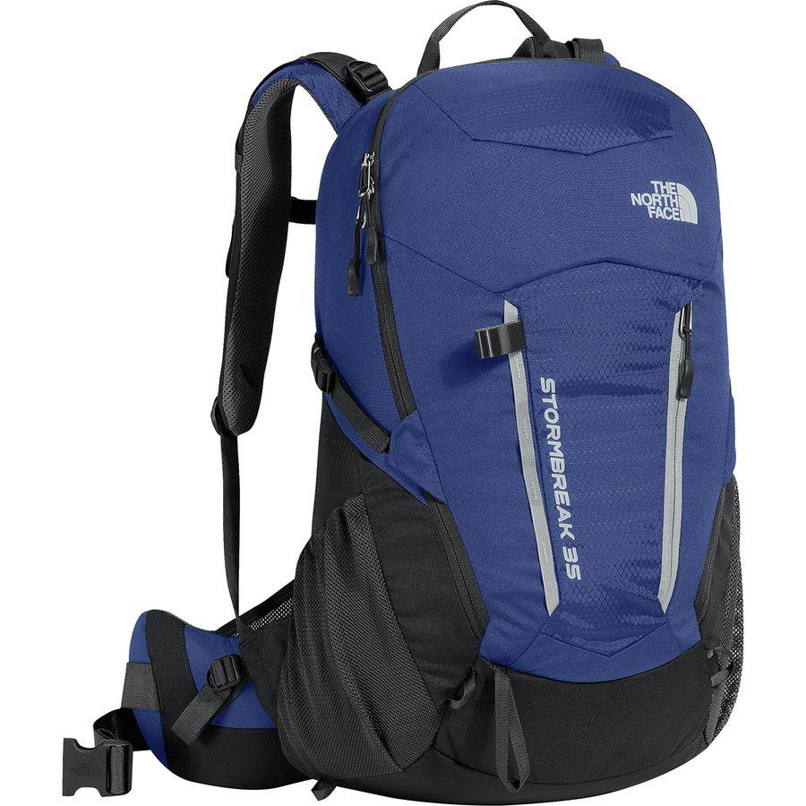 (取寄)ノースフェイス ストームブレーク 35L バックパック The North Face Men's Stormbreak 35L Backpack Sodalite Blue/Asphalt Grey