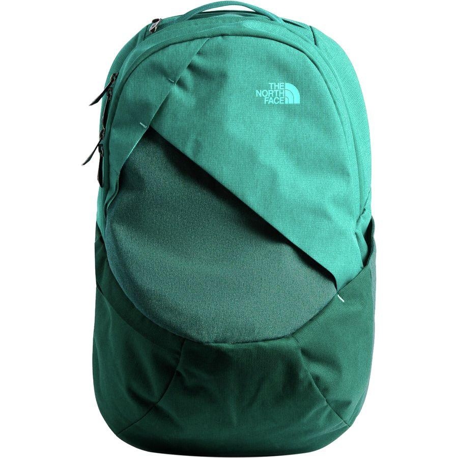(取寄)ノースフェイス レディース イザベラ 21L バックパック The North Face Women Isabella 21L Backpack Botanical Garden Green Heather/Everglade Heather
