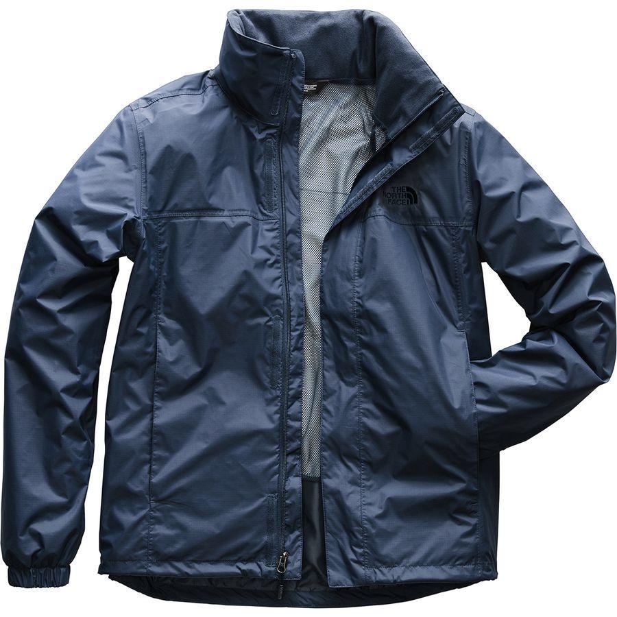 (取寄)ノースフェイス メンズ リゾルブ 2 フーデッド ジャケット The North Face Men's Resolve 2 Hooded Jacket Shady Blue/Shady Blue