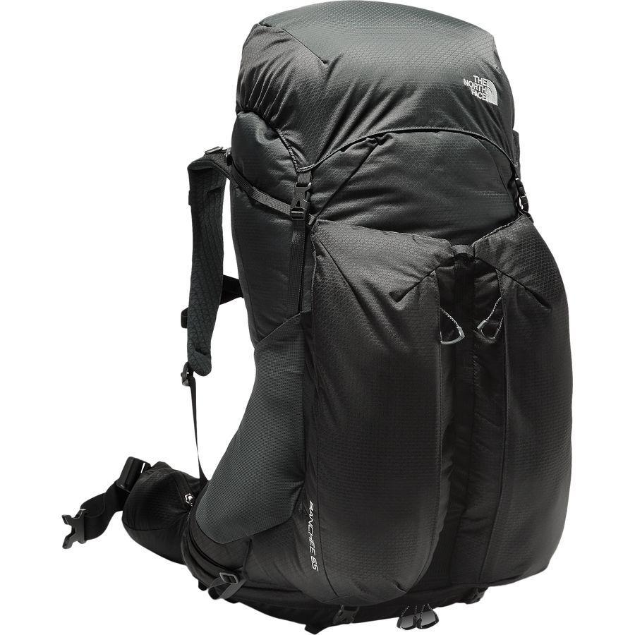 (取寄)ノースフェイス バンチー 65L バックパック The North Face Men's Banchee 65L Backpack Asphalt Grey/Tnf Black
